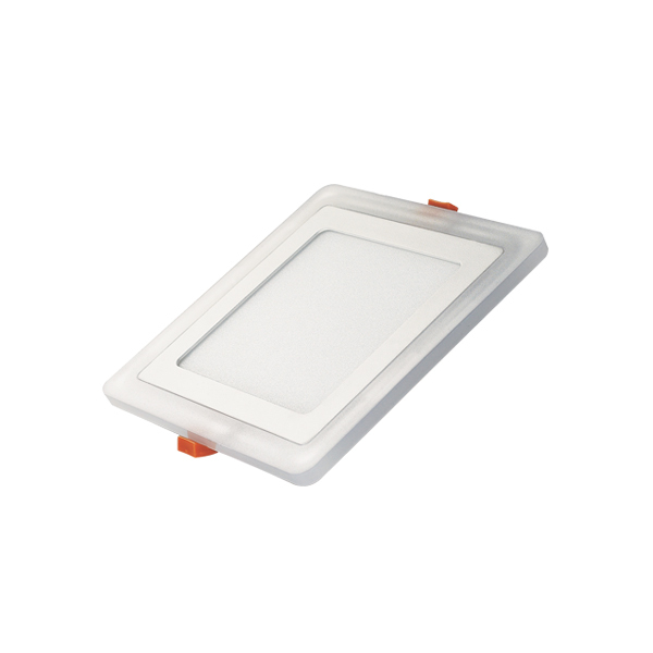 Square recessed LED PANEL LIGHT Rainbow Series