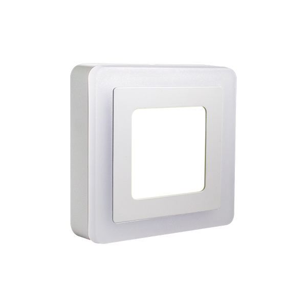 Square surface mounted LED PANEL LIGHT Rainbow Series