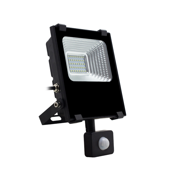 With Motion sensor  SMD LED FLOOD LIGHT 10W/30W/50W