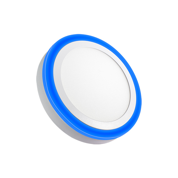 Round surface mounted LED PANEL LIGHT Rainbow Series