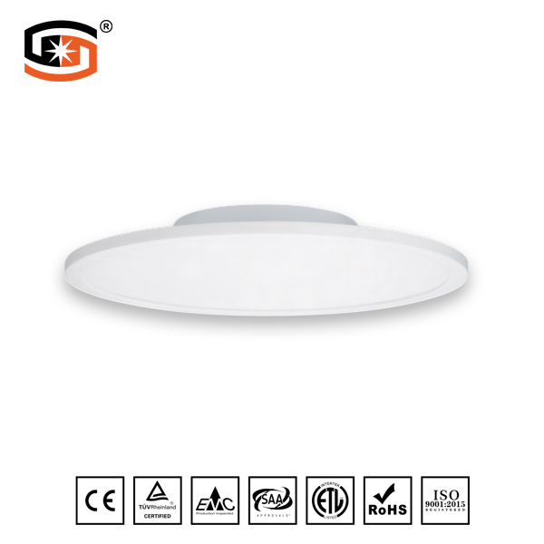 36W PMMA diffuser LED panel light