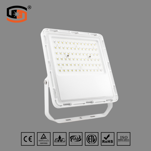 Super thin LED floodlight 100W