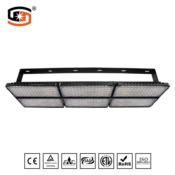 LED FLOOD LIGHT Football Stadium Series Surface Mount 400W