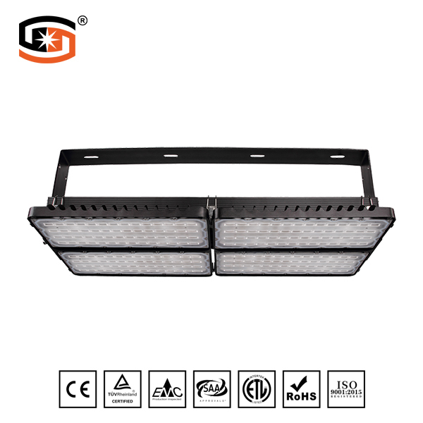 LED FLOOD LIGHT Football Stadium Series Surface Mount 1200W