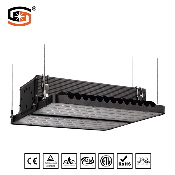LED Grow Light Suspending Installation 400W