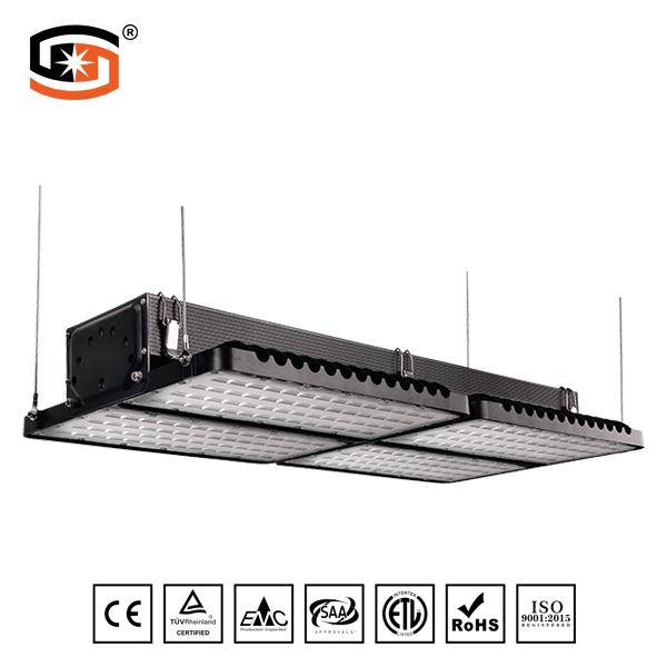 LED Grow Light Suspending Installation 1200W