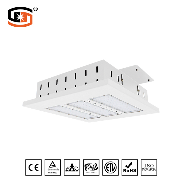 LED Petrol or Gas Station Light Baron Series White