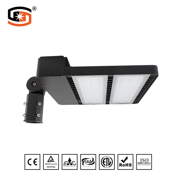 LED STREET LIGHT SMD Shoebox Series 200W