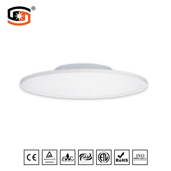 120W Triac dimmable LED panel light