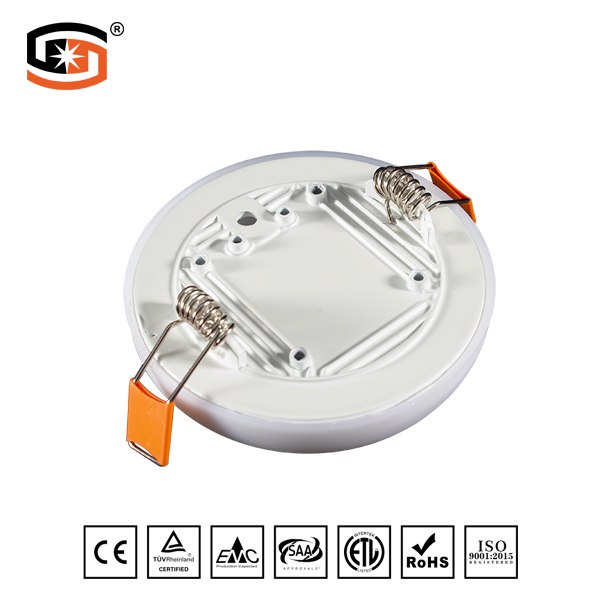 Diamond series Recessed round LED downlight