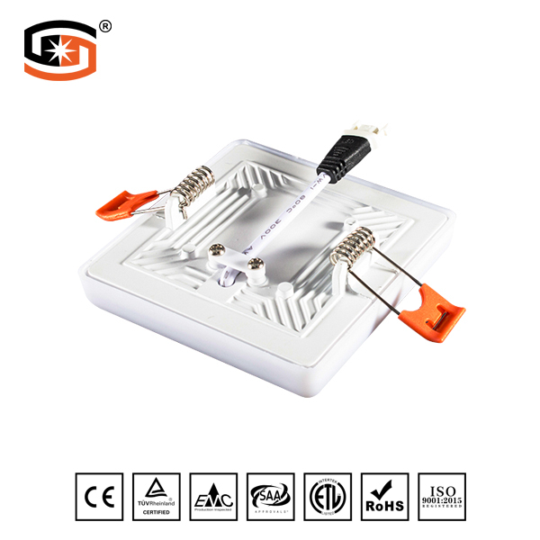 Diamond series Recessed square LED downlight