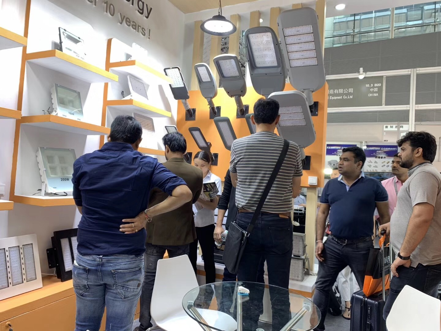 GuangZhou International Lighting Exhibition 2019