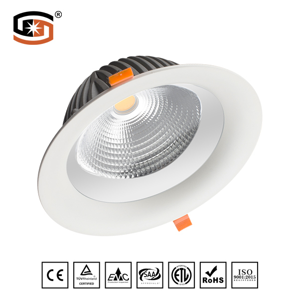 2018 NEW LED down light COB Q series