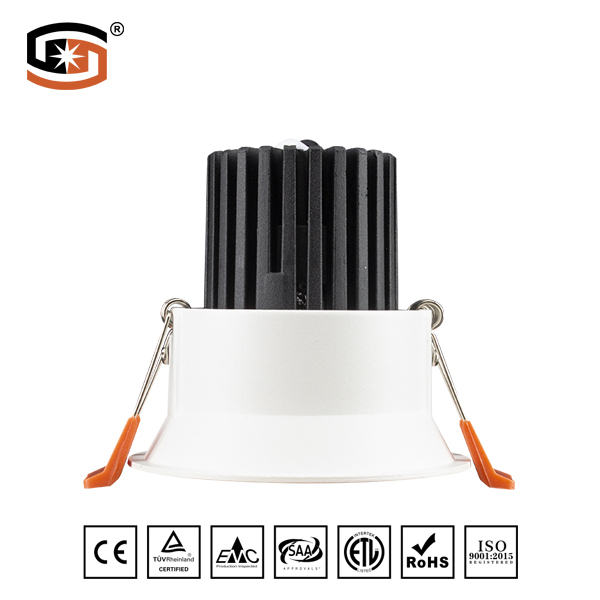 Adjustable Round downlight