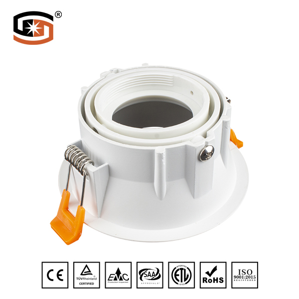 Adjustable LED downlight Round