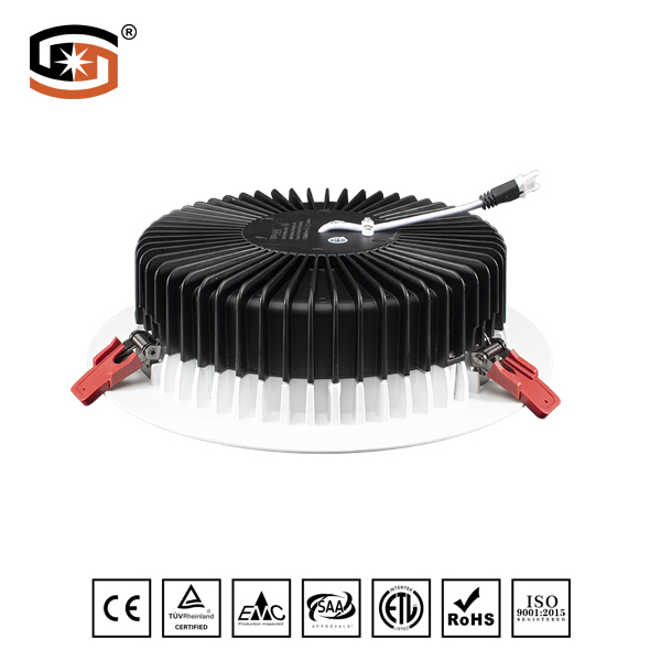 high power COB LED down light