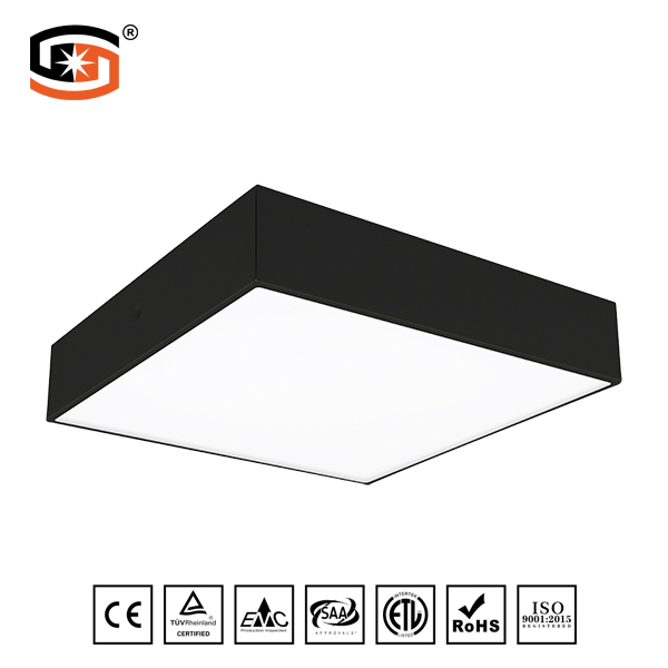 Square surface mounted LED PANEL LIGHT Jasmine Series