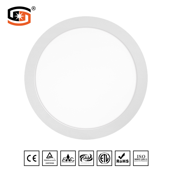 Round surface mounted LED PANEL LIGHT Super Thin Series