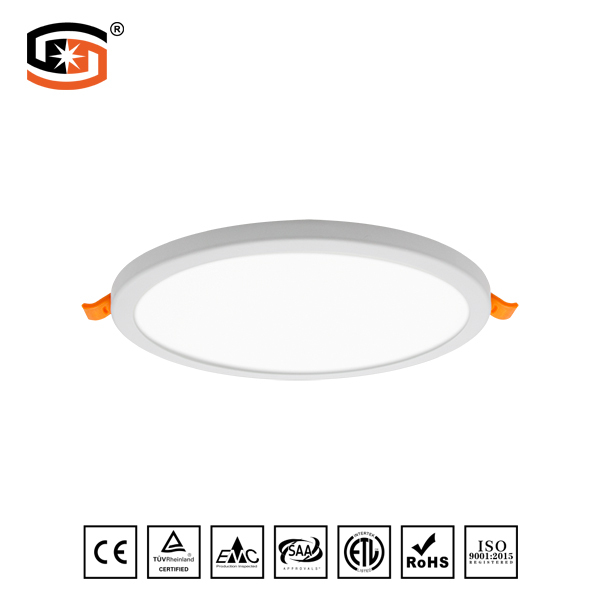 Square recessed LED PANEL LIGHT Free-DIA Series