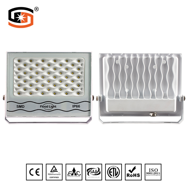 NEW Developed 50W LED flood light White