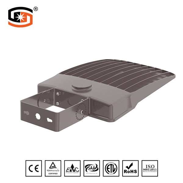 200W Shoebox LED street light