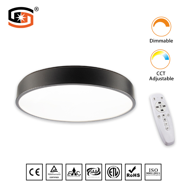 36W White led panel light optional DIM & CCT