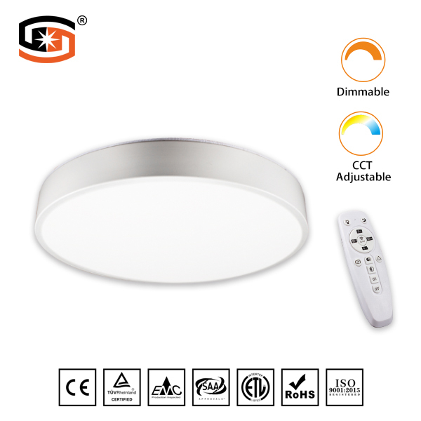 Direct lighting led panel light