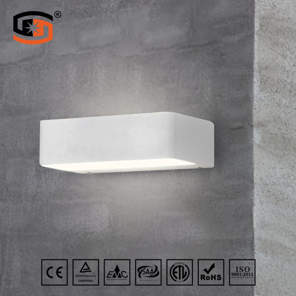 NEW wall lamp finish white