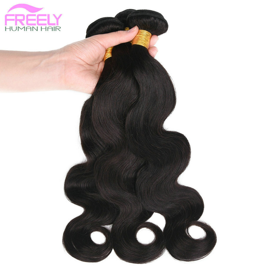 12 14 16 inch 10A Remy Human Hair Extensions Body Wave Human