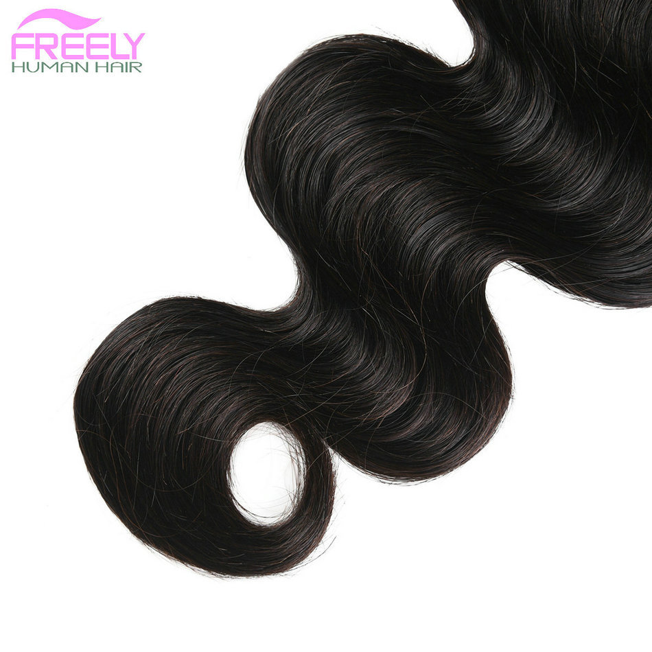 24 26 28 inch 10A Remy Human Hair Extensions Body Wave Human
