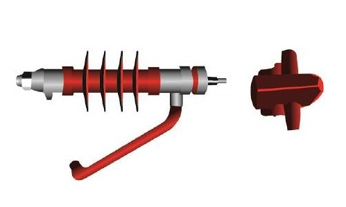 12kV Pin Type Lightning Protection of Composite Insulators I