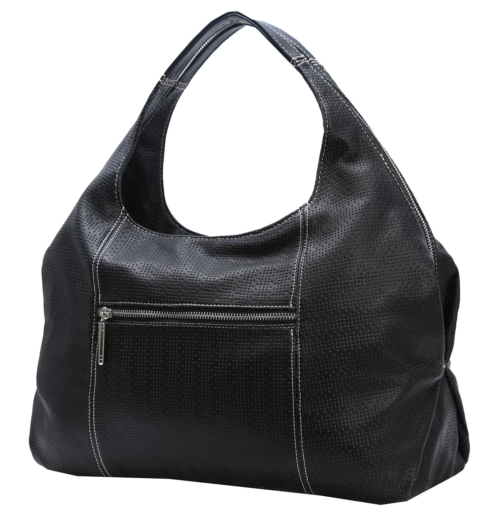 ... Heshe PU Womens Leather Handbags Top Handle Bag Totes Bags H ... b314d1c694d60