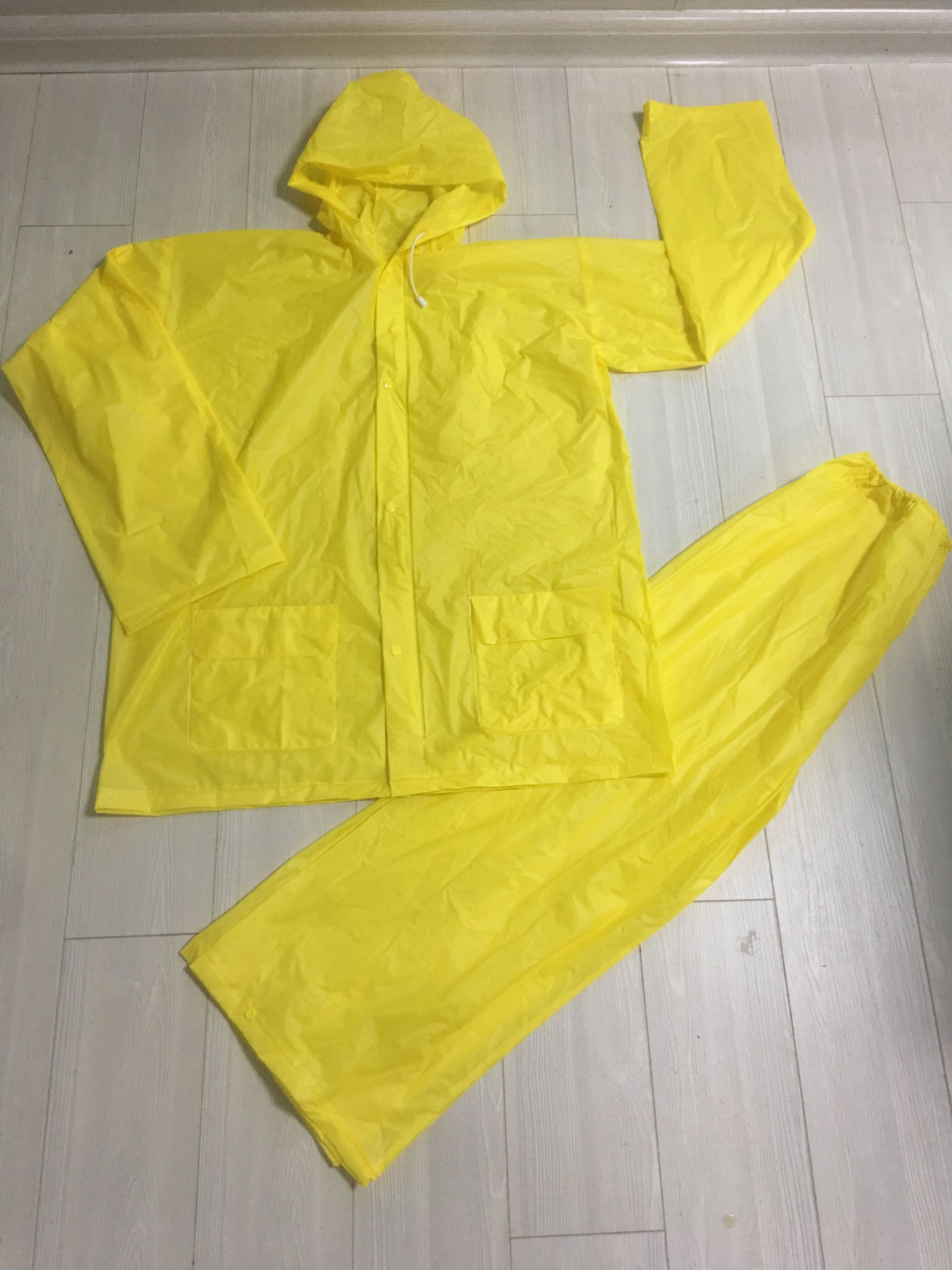 basic rainsuit