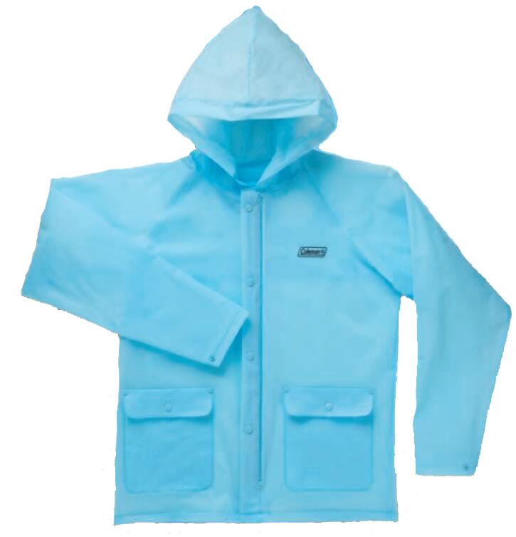 kid's EVA rain jacket