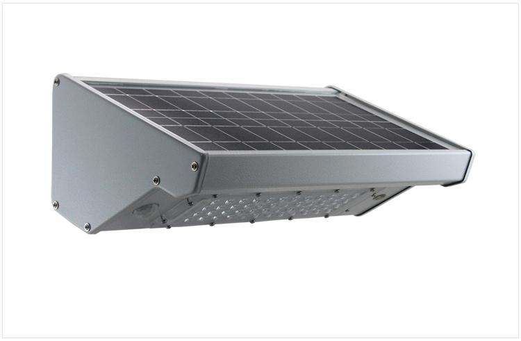 Integrated Solar Wall Lights Outdoor Led Solar Motion
