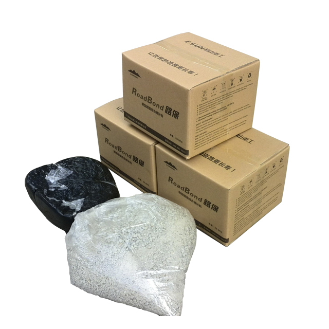 crack sealing material and asphalt patching material