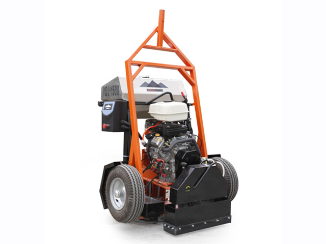 ESUN Released the First Automatic Circular Manhole Cutter in