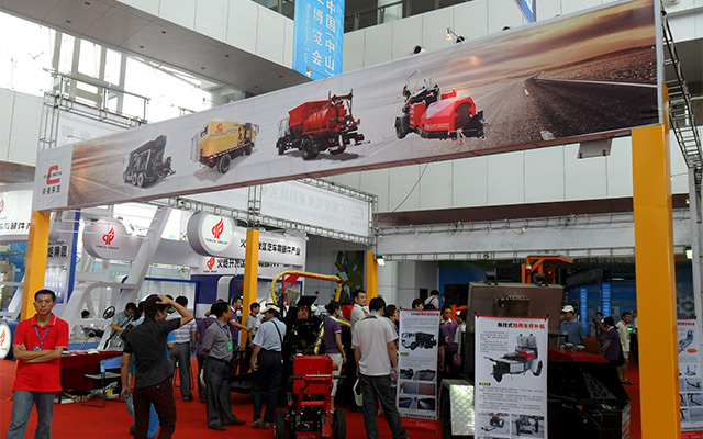ESUN Attended Zhongshan Equipment Manufacturing Exhibition