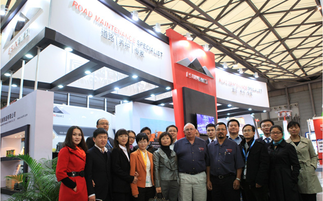 ESUN Presented at Bauma China 2012 in Shanghai