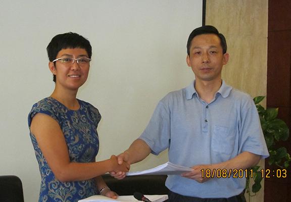 ESUNPurchasedHangzhouMunicipalMachineryManufacturingCorporat
