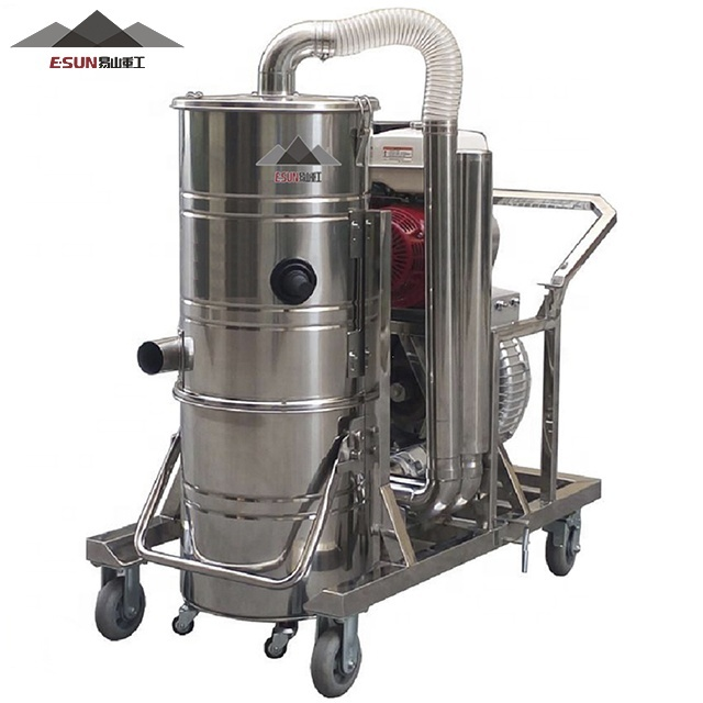 gasoline vacuum Industrial powerful cleaner for heavy sludge