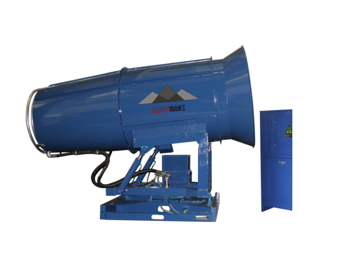 ESUN Dust removal fog cannon machine