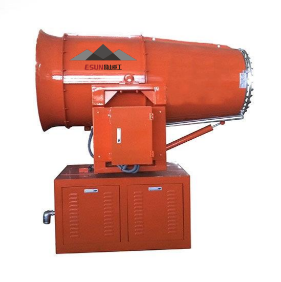 ESUN Dust control spray fog cannons