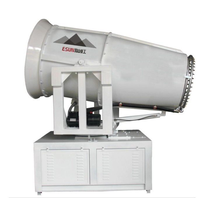 ESUN Fog Cannon for Dust Suppression of Coal Mine Crushing