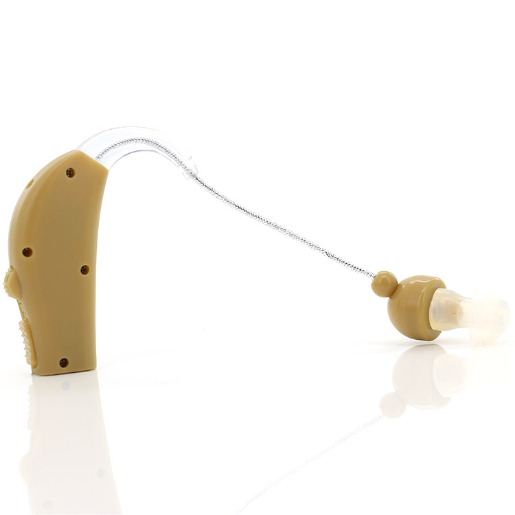 Rechargeable Sound Amplifier deafing BTE hearing aids