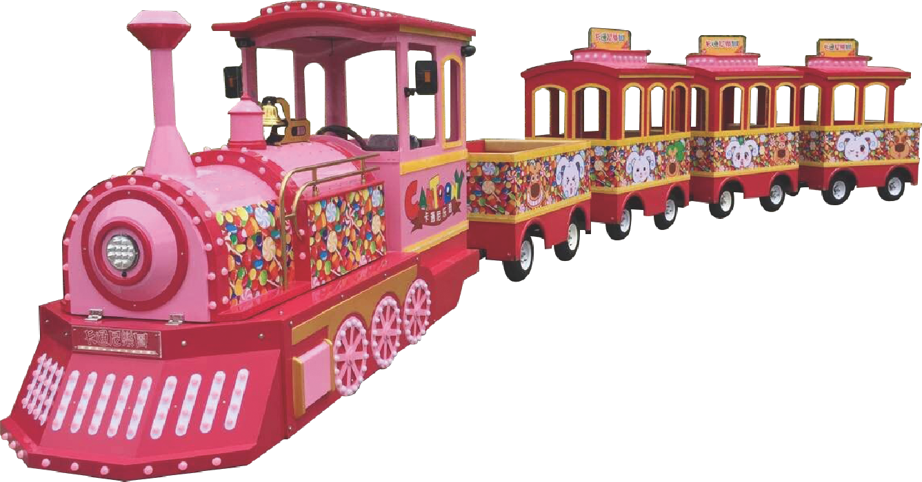 HC-022-14 Colorful Candy Train