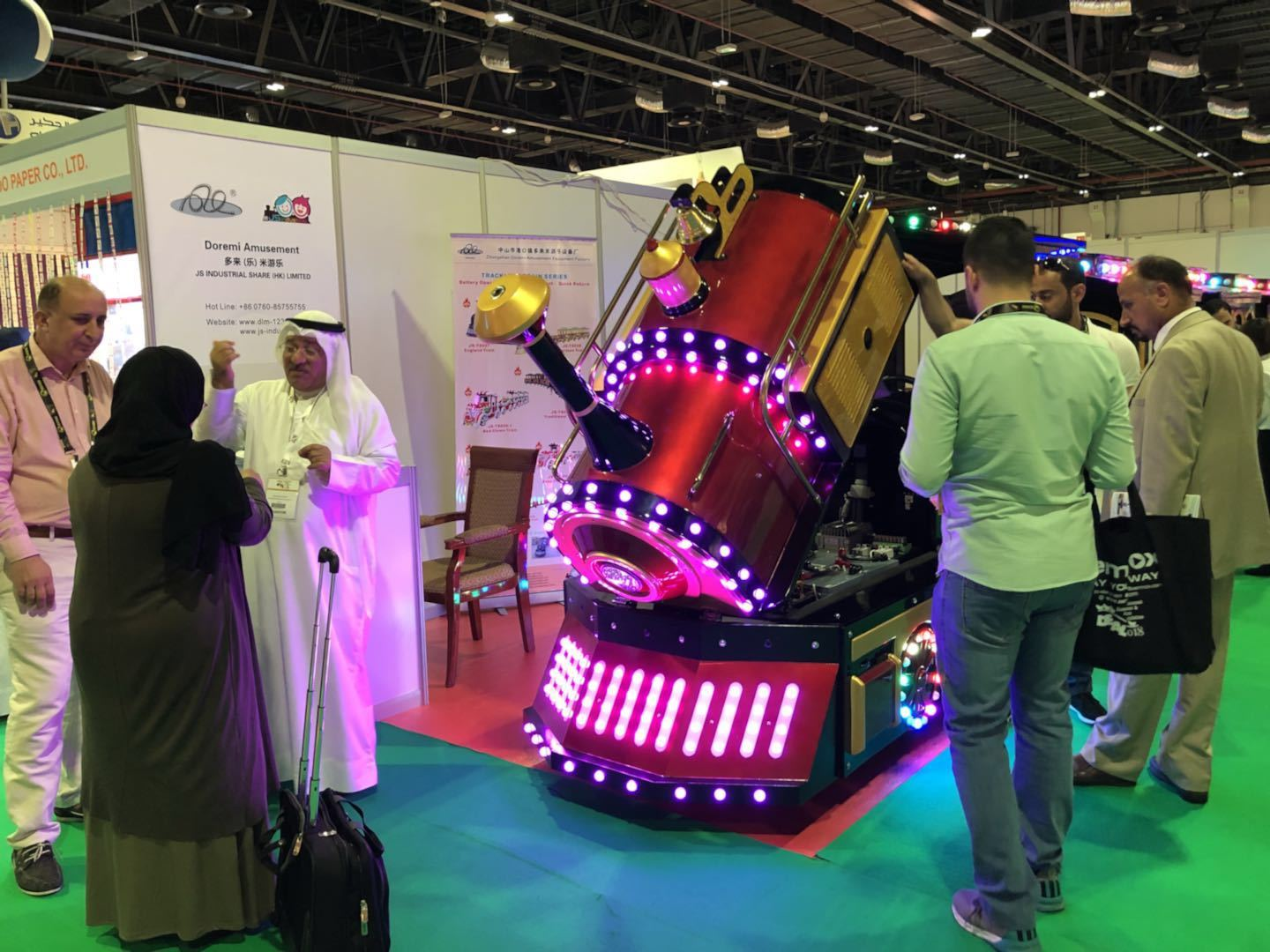 [Exhibition News] Deal Show in Dubai, 2018