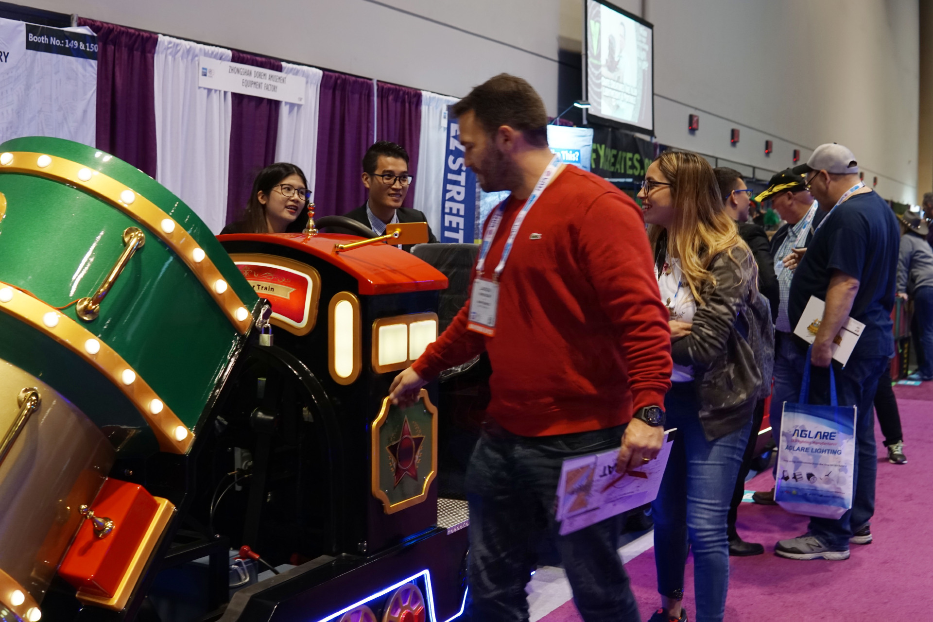 [Exhibition News] IAAPA Attractions Expo in Orlando, 2018