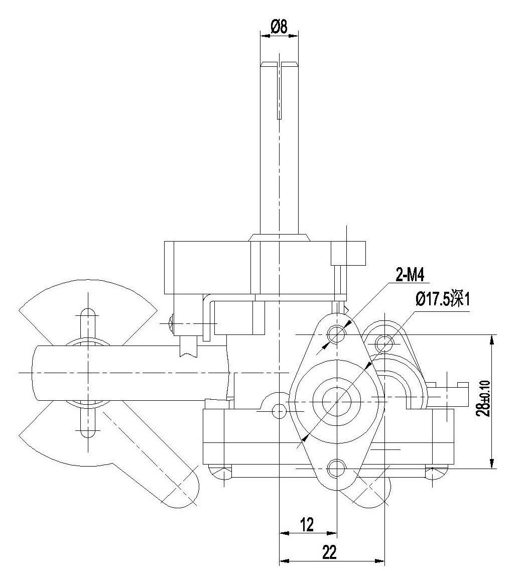 电路 电路图 电子 工程图 平面图 原理图 1044_1137