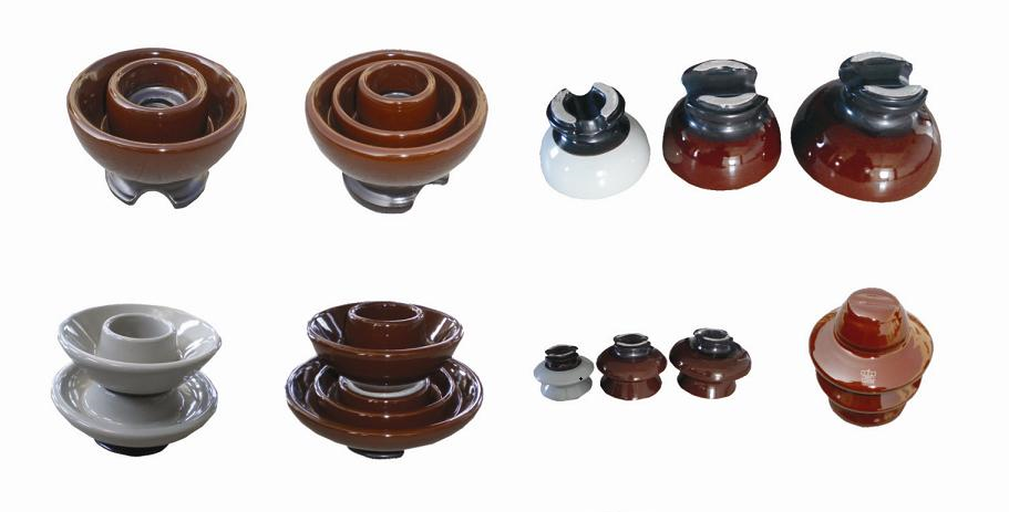 Low & Medium Voltage Pin Type Insulators 55 series